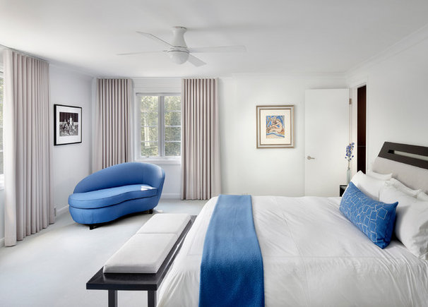 Contemporary Bedroom by Blutter Shiff Design Associates