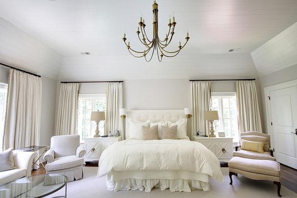 Traditional Bedroom by Castro Design Studio