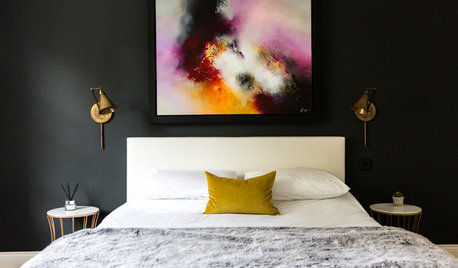 How to Change the Mood of Your Room With Artwork