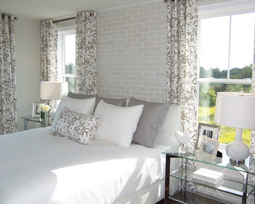 Curtains Ideas curtains matching wallpaper : Matching Curtains And Pillows Ideas, Pictures, Remodel and Decor