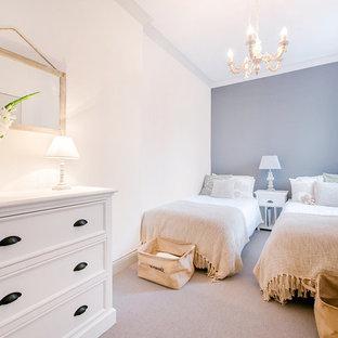 Camera degli ospiti shabby-chic style Londra - Foto e Idee per Arredare