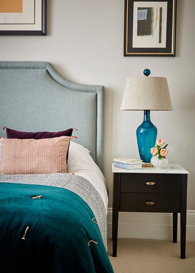 Modern Bedroom by Violet & George