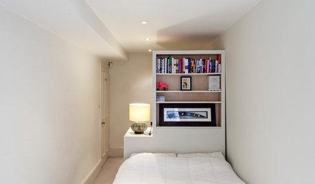 Läsarfrågan: Hur får jag mitt lilla sovrum att kännas större?