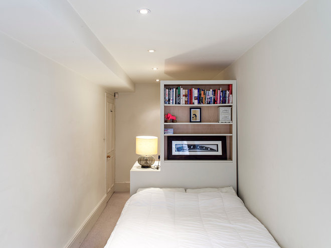 Contemporary Bedroom by Maxwell & Company Architects