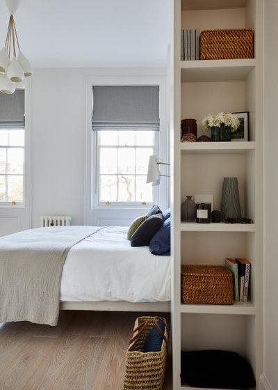 Contemporary Bedroom by Imperfect Interiors