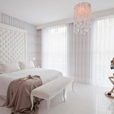 Contemporary Bedroom by Jimmie Martin California