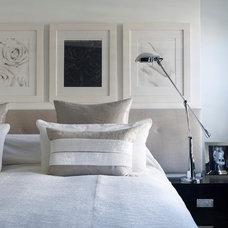 Contemporary Bedroom by Kelly Hoppen London