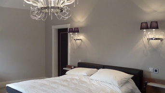 Nottingham Mansion - Master Bedroom