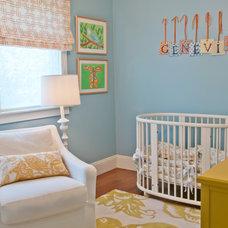 Bedroom by Butter Lutz Interiors, LLC