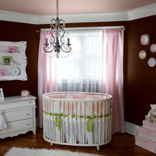 Modern Bedroom nursery