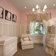 Bedroom by Joe Carrick Design - Custom Home Design