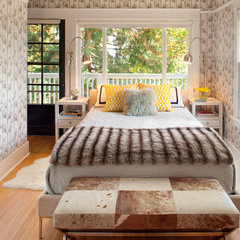 eclectic bedroom by Vanillawood