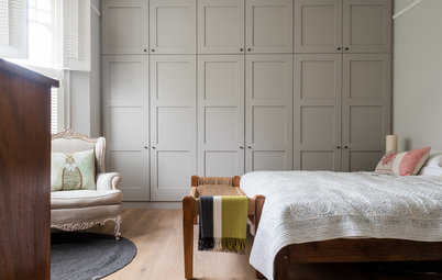7 Door Ideas for Your Built-in Wardrobes