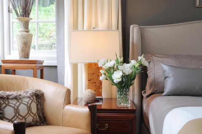 Contemporary Bedroom by Brian Dittmar Design, Inc.