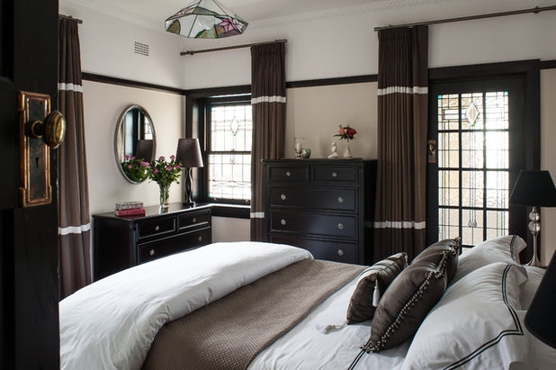 Traditional Bedroom by Jodie Carter Design