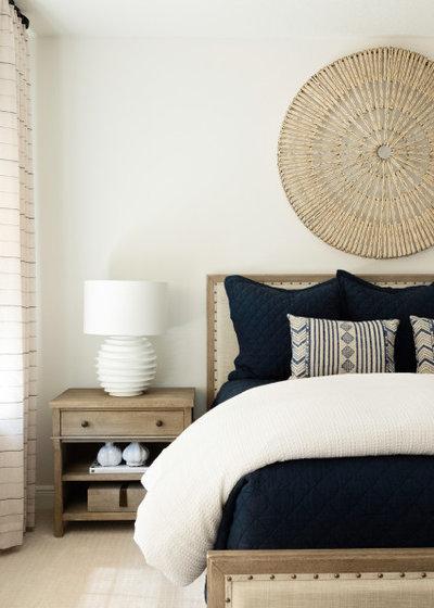Морской Спальня by Ashley Martin Home