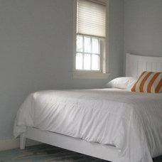 Modern Bedroom by angela adams