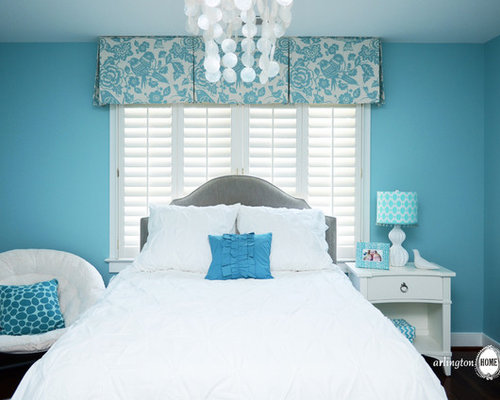Lovely Transitional Bedroom Photo In DC Metro
