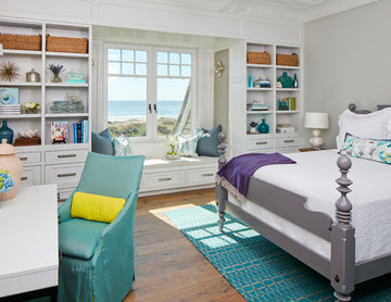 Ocean Marsh Road - Guest Room