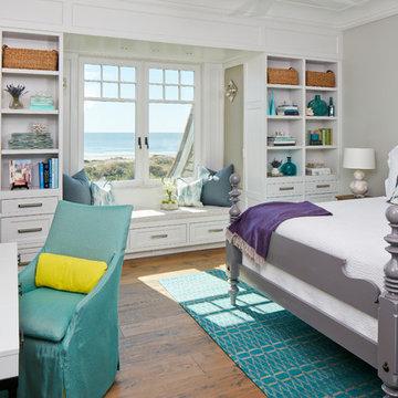 Ocean Marsh Road - Guest Room