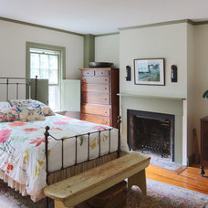 Traditional Bedroom by Cummings Architects