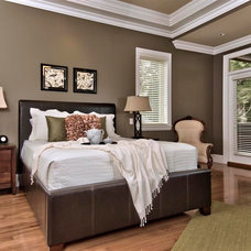 Traditional Bedroom by Positive Space Staging + Design, Inc.