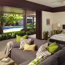 Beach Style Bedroom by Jamie Jackson Design