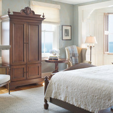 Traditional Bedroom by Woodcliffe Design