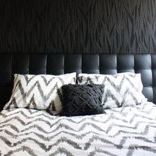 Modern Bedroom by Leclair Decor
