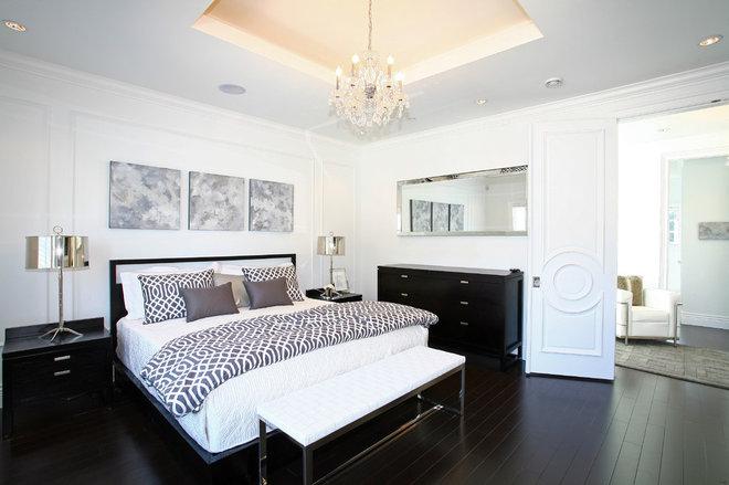 Mediterranean Bedroom by Odenza Homes Ltd