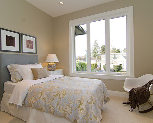 bedroom wall color houzz