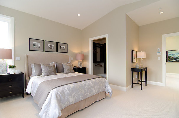 Contemporary Bedroom by Odenza Homes Ltd