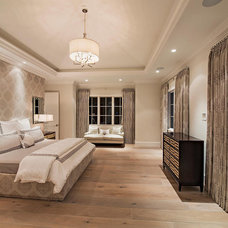 Contemporary Bedroom by Design Studio by Raymond