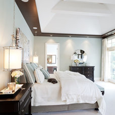 Traditional Bedroom by David Small Designs