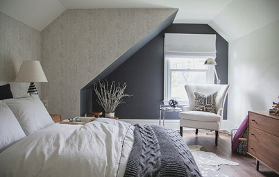 Room of the Day: Guest Bedroom Makeover Addresses All the Angles