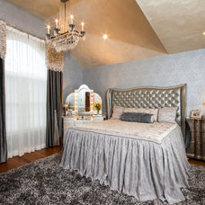 Eclectic Bedroom by Trade Mart Interiors