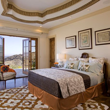 Mediterranean Bedroom by SoCal Contractor