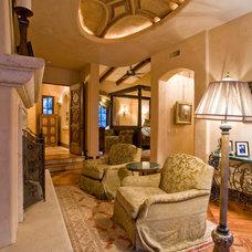 Mediterranean Bedroom by Est Est, Inc.