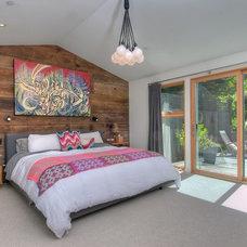 Midcentury Bedroom by Foley Development