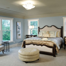 Modern Bedroom by Weaver Custom Homes