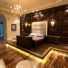 Contemporary Bedroom by Complete Home Improvement Group Inc.
