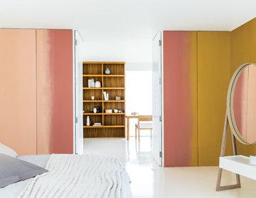 Ombre Bedroom