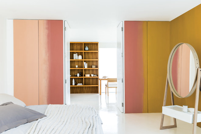 Contemporary Bedroom by Dulux Amazing Space