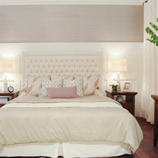Contemporary Bedroom by Twenty One Two Designs Inc.