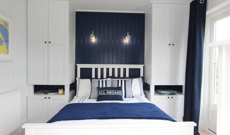 9 Smart Wardrobe Designs for Small Bedrooms