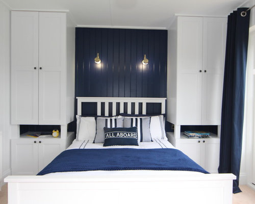 Modern bedroom wardrobes houzz - Bedroom cabinets design ideas ...