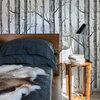 Trendy træer: Lad naturen vokse i tapeterne
