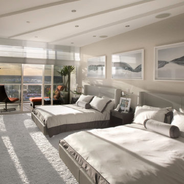 ONE ISLAND PENTHOUSE by BRITTO CHARETTE