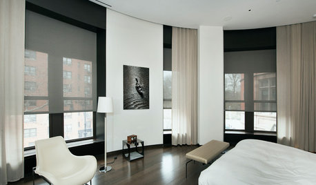 The Art of the Window: Power Up With Motorized Treatments