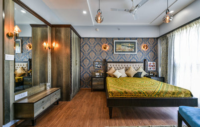 Urban Indian Decor: 12 Irresistible Bedrooms